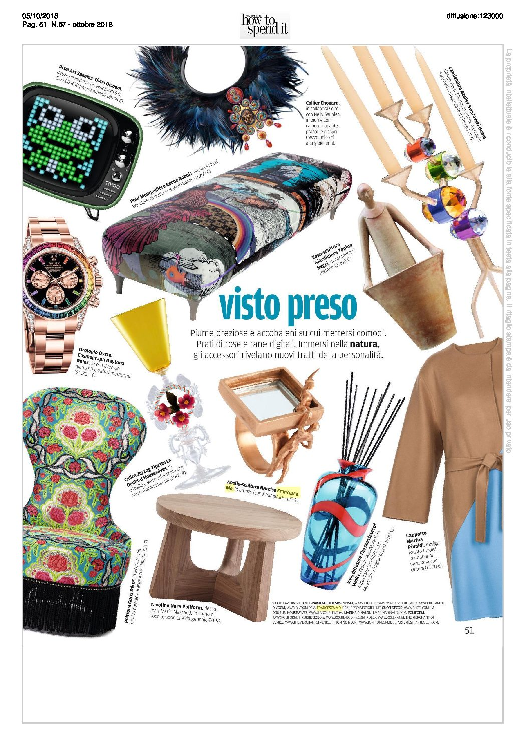 SOLE 24ORE How To Spend It