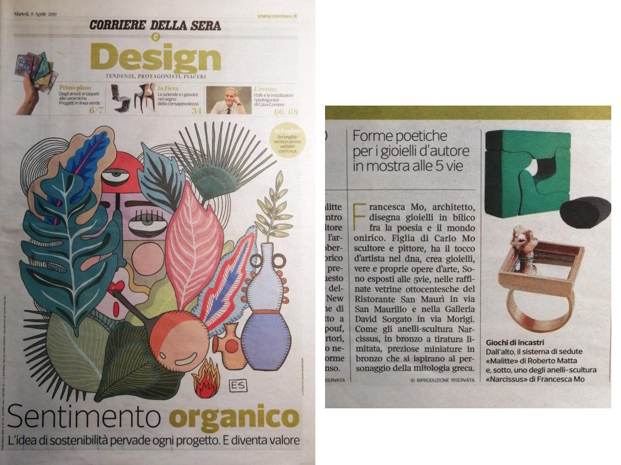 Corriere Della Sera Salone 2019